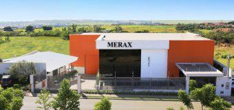 Conheça a história da MERAX