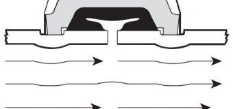 Ranhura em tubos – Dinâmica de fluxo
